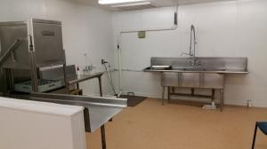 Sa Men kitchen equipment